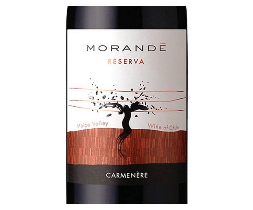 Morande, Reserva Carménère 2006 Review