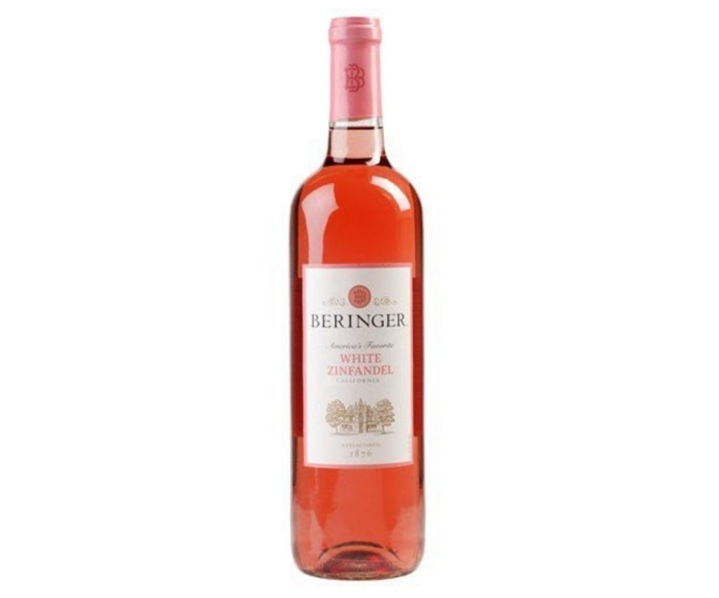 Beringer, White Zinfandel 2007 Review