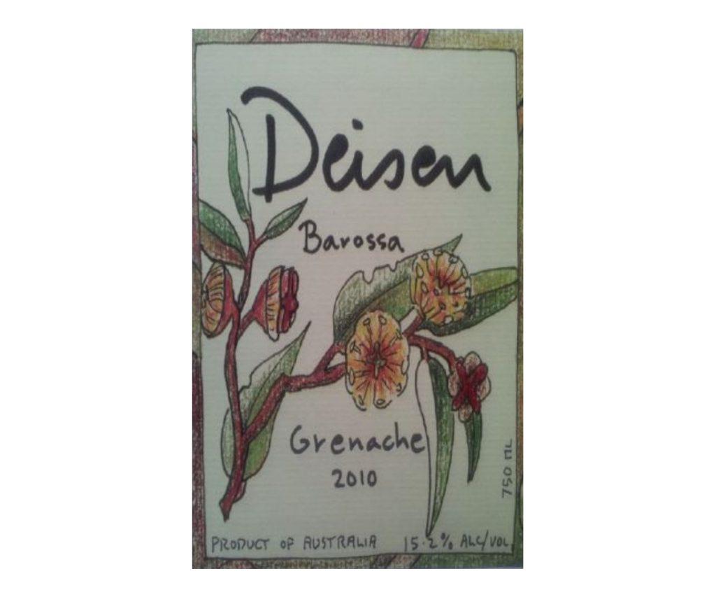 Deisen, Barossa Grenache 2010, Review