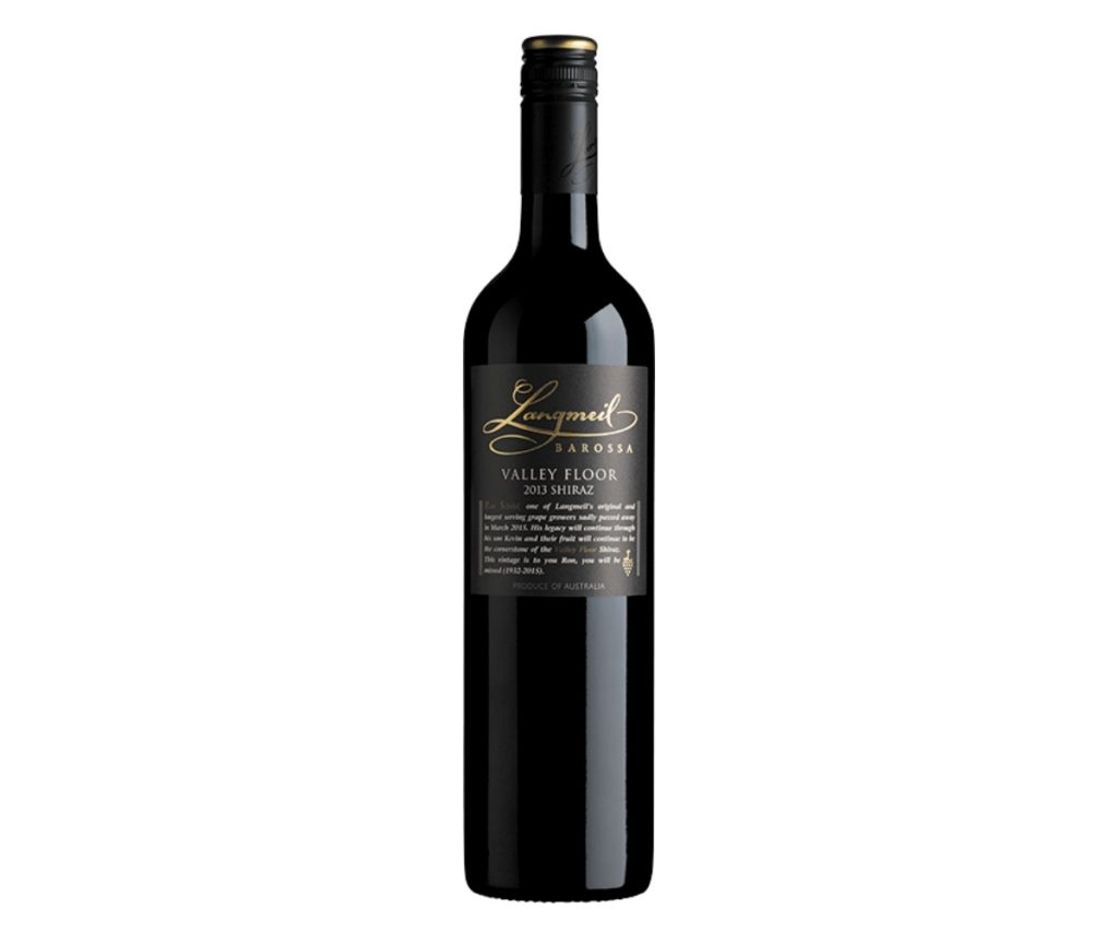 Langmeil, Valley Floor Shiraz 2012 Review