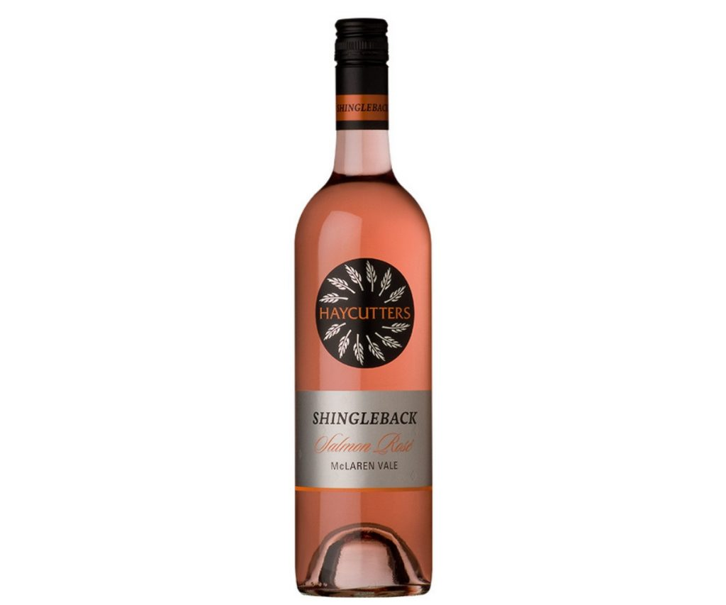 Shingleback, Haycutters Salmon Rose 2014 Review