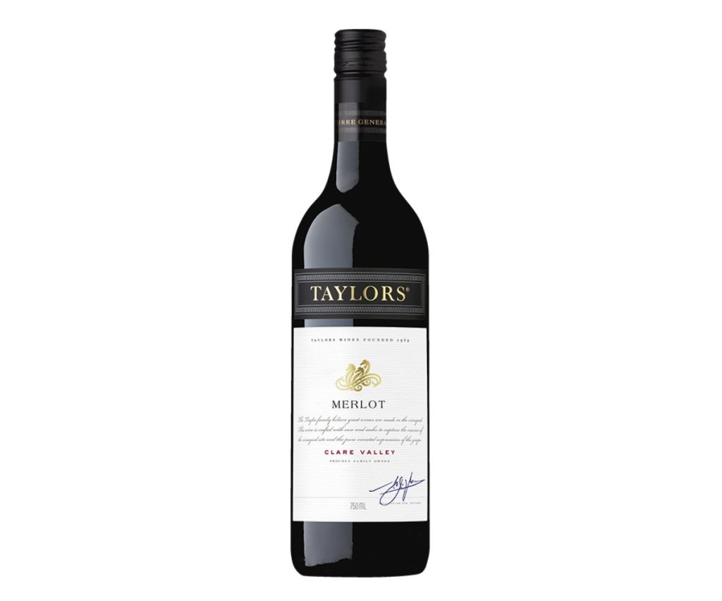 Taylors Estate, Merlot 2010 Review