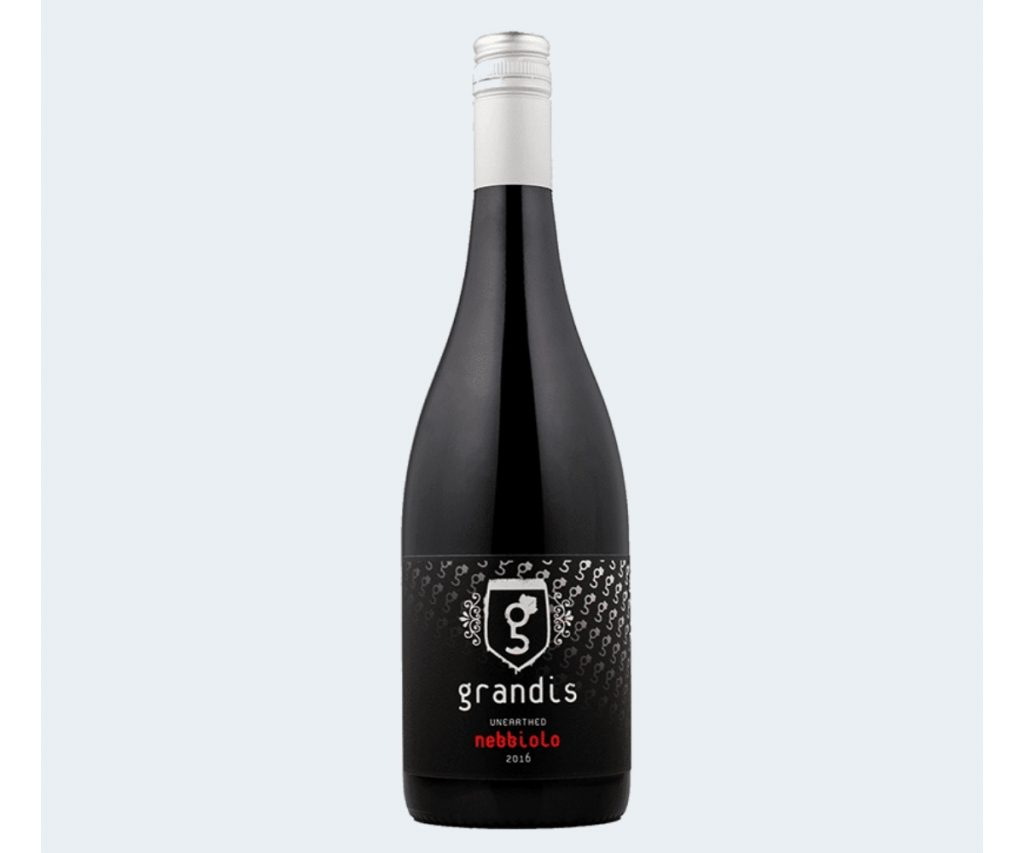 Grandis Unearthed Nebbiolo 2016