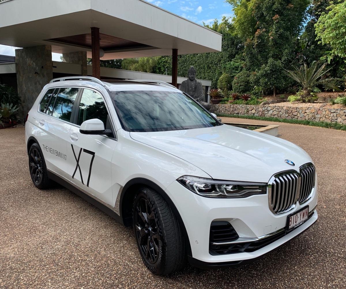 BMW X7 - Travis Schultz Review