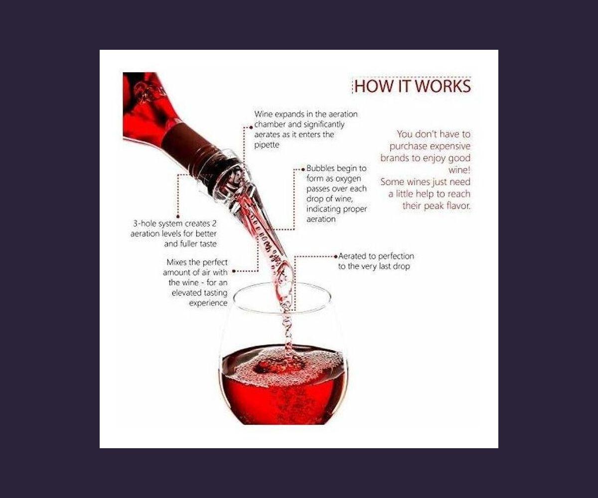Wine Aeration Travis Schultz